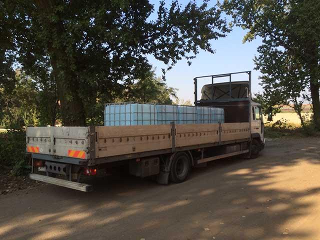 Hurtowa dostawa wody demineralizowanej do akumulatorów oraz obiegów chłodniczych